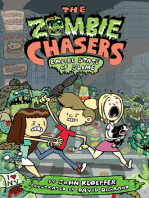 The Zombie Chasers #4