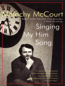 Singing My Him Song by Malachy McCourt - Read Online