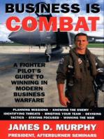 Business Is Combat