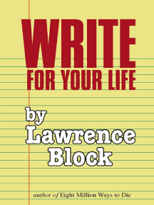 Write for Your Life