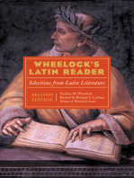 Wheelock's Latin Reader