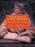 Wheelock's Latin Reader