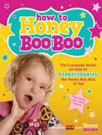 How to Honey Boo Boo