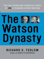 The Watson Dynasty