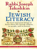 Jewish Literacy Revised Ed