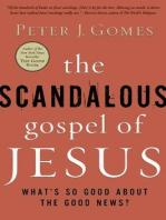 The Scandalous Gospel of Jesus