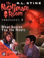 The Nightmare Room Thrillogy #2