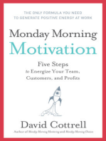 Monday Morning Motivation