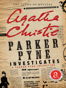 Parker Pyne Investigates by Agatha Christie - Book - Read Online