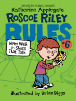 Roscoe Riley Rules #6