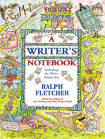 A Writer's Notebook: Unlocking the Writer within You