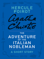 The Adventure of the Italian Nobleman