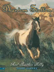 Phantom Stallion #10: Red Feather Filly