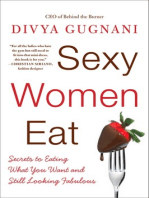 Sexy Women Eat