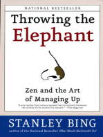 Throwing the Elephant