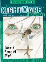 The Nightmare Room #1