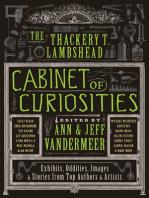 The Thackery T. Lambshead Cabinet of Curiosities