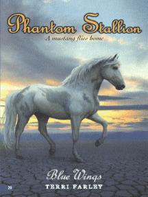 Phantom Stallion #20: Blue Wings