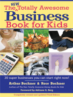 New Totally Awesome Business Book for Kids