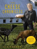 The Cheese Chronicles
