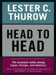 Head to Head: The Economic Battle Among Japan, Europe, and America