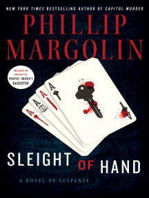 Sleight of Hand: A Novel of Suspense