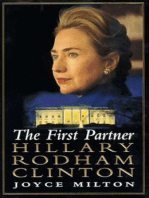 The First Partner: Hillary Rodham Clinton