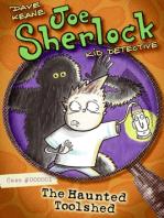 Joe Sherlock, Kid Detective, Case #000001