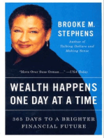 Wealth Happens One Day at a Time