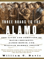 Three Roads to the Alamo