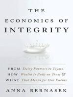 The Economics of Integrity