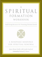 A Spiritual Formation Workbook - Revised Edition