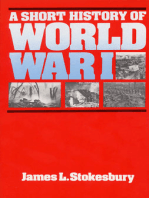 A Short History of World War I