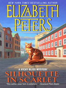 Silhouette in Scarlet: A Vicky Bliss Novel of Suspense