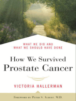 How We Survived Prostate Cancer