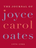 The Journal of Joyce Carol Oates