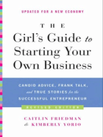 The Girl's Guide to Starting Your Own Business (Revised Edition)