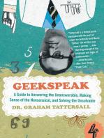Geekspeak