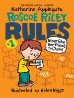 Roscoe Riley Rules #1