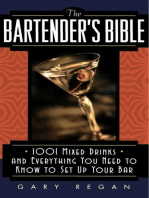 The Bartender's Bible: 1001 Mixed Drinks