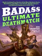 Badass The Birth Of A Legend By Ben Thompson Read Online border=