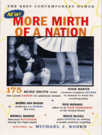 More Mirth of a Nation: The Best Contemporary Humor