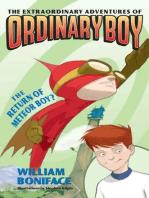 Extraordinary Adventures of Ordinary Boy, Book 2