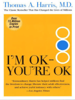 I'm OK--You're OK