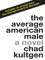 The Average American Male: A Novel