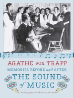 Memories Before and After the Sound of Music