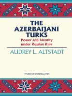The Azerbaijani Turks