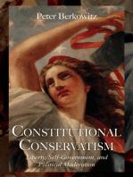 Constitutional Conservatism