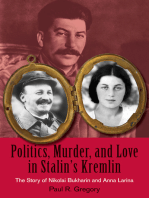 Politics, Murder, and Love in Stalin's Kremlin