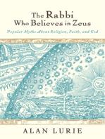The Rabbi Who Believes in Zeus